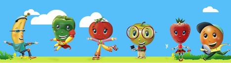 Fresh For Kids - The best source of fresh fruit and vegetable information on the net! | Food Technologies to Promote Healthy Lifestyles | Scoop.it