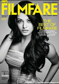Aishwarya Rai Bachchan on the cover Page of Filmfare Nov. 2013 Issue   bollywoodfunia.com   Scoop.it