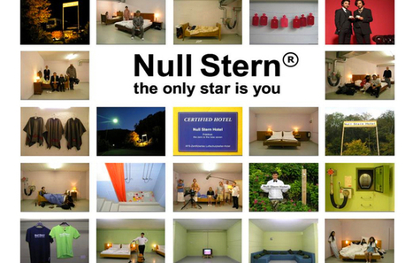 "Influencia - Tendances - Le Null Stern Hotel revendique son ""0 étoile"" | Lifestyle(s): fashion, music, arts, food, society | Scoop.it"