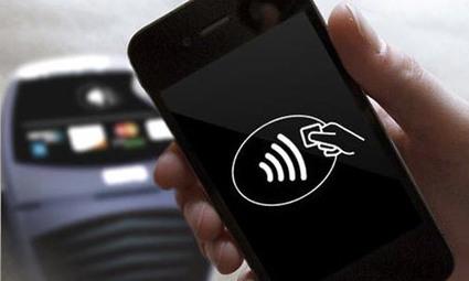 Apple planche sur un système de paiement mobile | Internet du Futur | Scoop.it