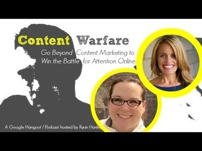 Dominate Pinterest Marketing with Peg Fitzpatrick and Rebekah Radice | #69 Content Warfare Podcast | Content Marketing Articles | Scoop.it