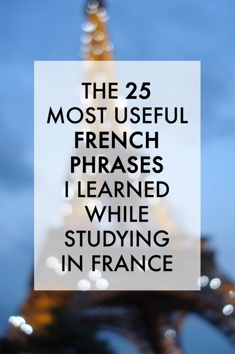 essay on france in french language