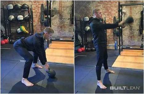 Beginner Plyometric Workout to Burn Fat and Improve Athleticism | SELF HEALTH | Scoop.it