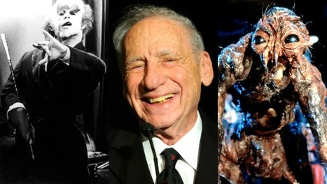 Mel Brooks on His Secret Second Career As a Horror Movie Godfather: Part 1 - Moviefone (blog) | Screen Right (Screenwrite) | Scoop.it