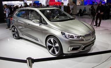 BMW Concept Active Tourer - Auto Shows   Engine Design   Scoop.it