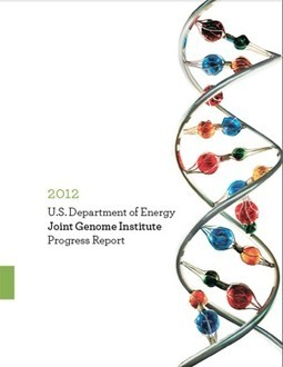 Annual Progress Report - DOE Joint Genome Institute   Systems biology and bioinformatics   Scoop.it