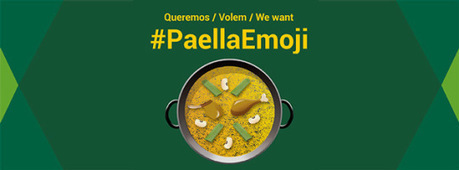#PaellaEmoji: un emoticono para unirlos a todos | Seo, Social Media Marketing | Scoop.it