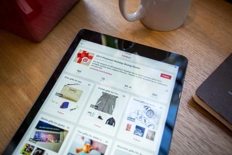 Pinterest iPad App Gets New Look for iOS 7 - PC Magazine   Business Sustainability, Entrepreneurship & Technology   Scoop.it