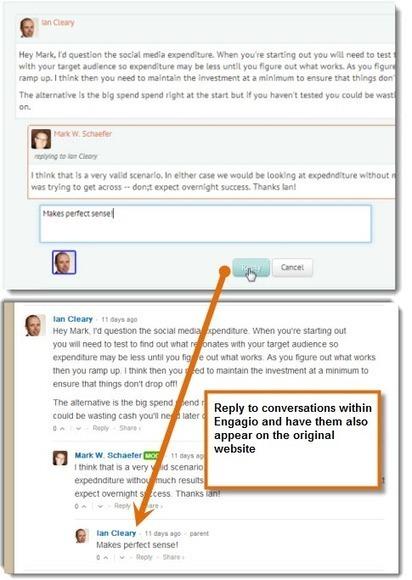 3 Tools to Simplify Your Social Media Marketing  | Social Media Examiner | Non-Yawn Inducing Blogging | Scoop.it