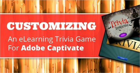 Webinar: Customizing An eLearning Trivia Game for Adobe Captivate - eLearning Brothers | eLearning Templates | Scoop.it