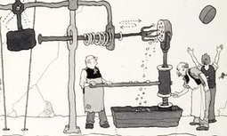Heath Robinson: a museum fit for the cobbled-together contraption king   Oh, you pretty things!   Scoop.it