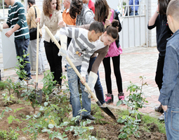 Embassy of the United States Tirana, Albania and Youth from YES | Global Volunteering | Scoop.it