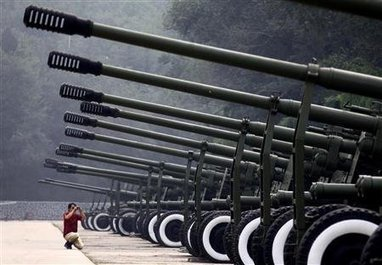 China replaces Britain in world's top five arms exporters: report | enjoy yourself | Scoop.it