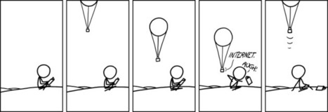 xkcd: Balloon Internet | eHealth Web Services | Scoop.it