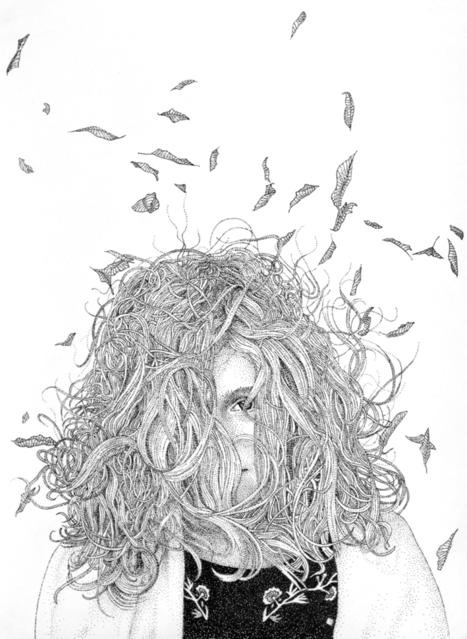 Incredibly Detailed Dotwork Illustrations by Pablo Ruiz Jurado | Inspiration et créativité | Scoop.it