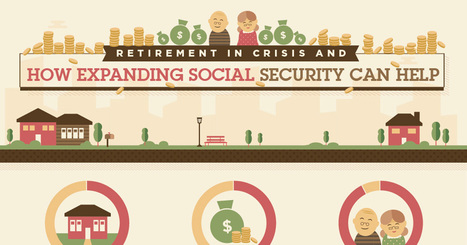 INFOGRAPHIC: Retirement in Crisis and How Expanding Social Security Can Help | Coffee Party News | Scoop.it