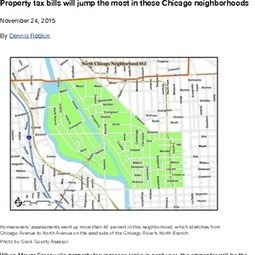 Chicago neighborhoods' property tax bills that will jump most - Residential News - Crain's Chicago Business   Chicago Housing Market News Reports   Scoop.it
