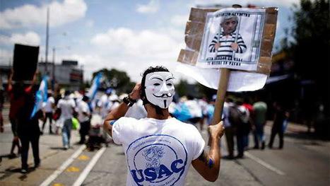 ¿Por qué Guatemala se rebela contra su presidente? | La R-Evolución de ARMAK | Scoop.it