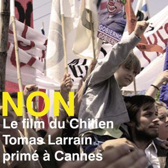 Le cinéma d'Amérique latine primé au Festival de Cannes - Espaces-latinos.org -   LYFtv - Lyon   Scoop.it