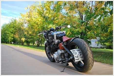 1938 DKW NZ350 | Custom bobber - Grease n Gasoline | Vale Life... | Scoop.it