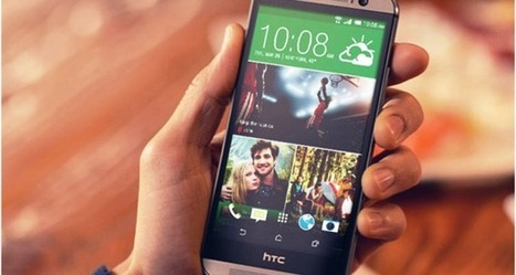 HTC One M8 – the real one finally arrives | Best Smartphones - Tech News - WhatsUp Markets | Scoop.it
