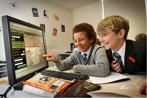 Le bruit des arbres qui poussent. 3 – Le numérique, racine du renouveau éducatif | Innovations pédagogiques numériques | Scoop.it