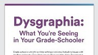 Understanding Dysgraphia | Dys-lexia and Learning Difficulties | Scoop.it