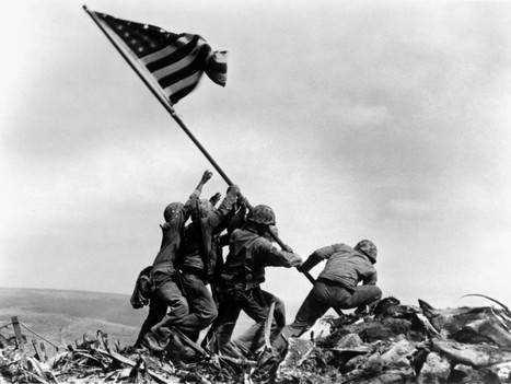 Report: Marine Corps investigating photo of iconic flag-raising on Iwo Jima | History in the News | Scoop.it