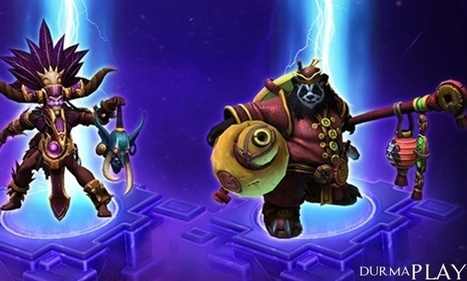 Heroes of the Storm Kahraman ve Kost | DurmaPlay | Scoop.it