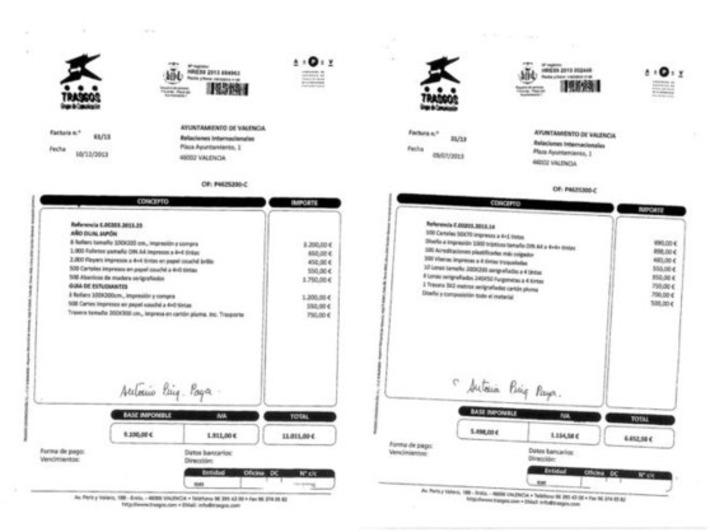 Los colaboradores de la 'Gürtel' son contratistas habituales en Valencia | Partido Popular, una visión crítica | Scoop.it