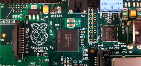 To Redefine Computing, Have A Couple Beers: The Raspberry Pi Creation Story   Raspberry Pi   Scoop.it