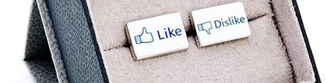 [geek mania] Les boutons de manchette pour Community Manager | Web&Luxe | Social Media Curation par Mon Habitat Web | Scoop.it