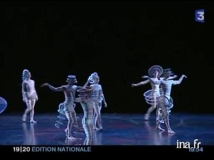 #057 ❘ Spectacle de Philippe Découflé ❘ février 2005 | # HISTOIRE DES ARTS - UN JOUR, UNE OEUVRE - 2013 | Scoop.it