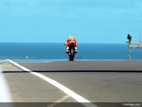 2013/2014 season end MotoGP test in Australia? Or CotA? | Ductalk | Scoop.it