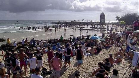 2012 Quiksilver Pro Final Mens Highlights | Surfing Magazine | Scoop.it