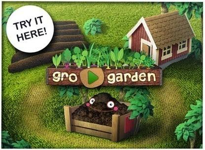 Νηπιαγωγείο: Gro Garden | Νέες τεχνολογίες και χρήση Τ.Π.Ε. στο νηπιαγωγείο | Scoop.it