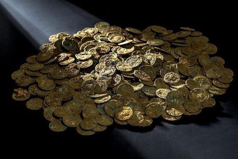 Suiza: Descubren 4.166 monedas romanas en un campo de cerezos | Mundo Clásico | Scoop.it