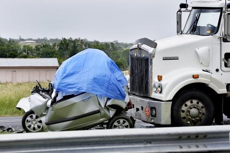 Police investigate horror Warrego crash that killed woman   Sara's OHS Quest   Scoop.it