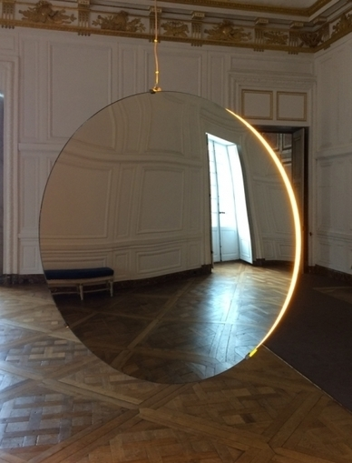 "Olafur Eliasson: ""Solar Compression"" 