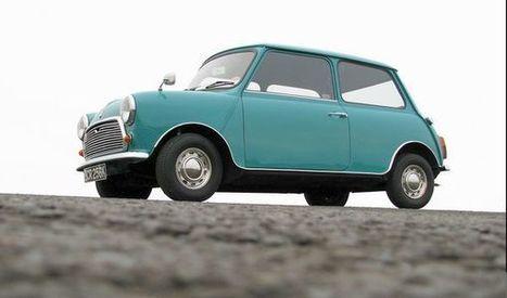 La Mini : un véritable mythe automobile - | Voitures anciennes - Classic cars - Concept cars | Scoop.it