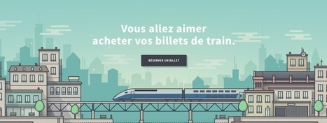 Quand l'UX explique le succès de Capitaine Train - servicesmobiles | Webdesign | Scoop.it