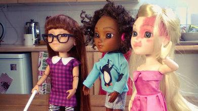 Des poupées handicapées pour apprendre la tolérance aux enfants | Remue-méninges FLE | Scoop.it