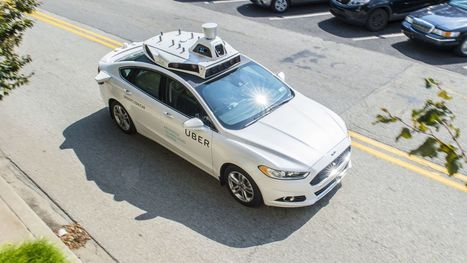 Why Uber has to be first to market with self-driving cars | The Future of Everything | Scoop.it