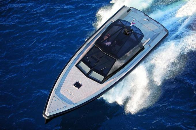 3 Bond-Worthy Boats at Singapore Yacht Show | AUGUSTMAN.COM