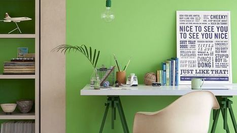 Peinture couleur : quelle tendance pour 2016 ? | Décoration, tendances et bons plans | Scoop.it