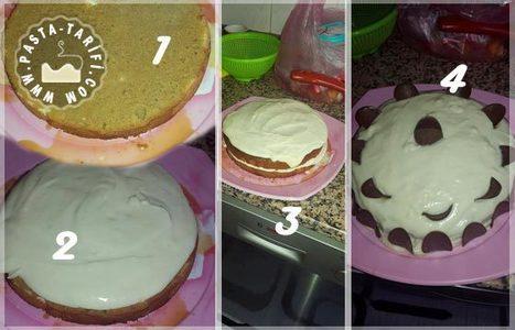 Kahve Soslu Kremalı Pasta | Pasta Tarifleri | Scoop.it