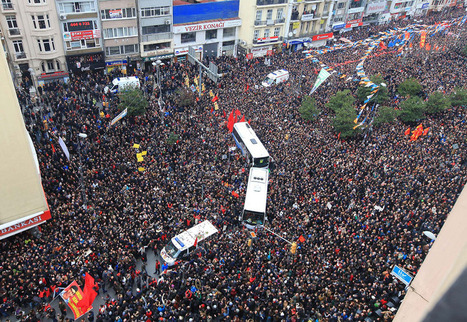 In Turkey, Renewed Anti-Government Protests | Human Geography | Scoop.it