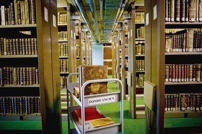 Bibliothèques publiques, numérisation privée | La-Croix.com | Dépenser Moins | Scoop.it
