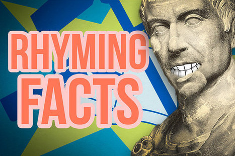 Surprising Facts That Happen To Rhyme | Quite Interesting Stats and Facts | Scoop.it
