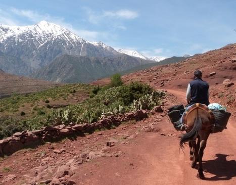 Tizi n'Oucheg, un village marocain rendu autonome par ses habitants | Innovation territoriale, développement durable et projets d'avenir | Scoop.it